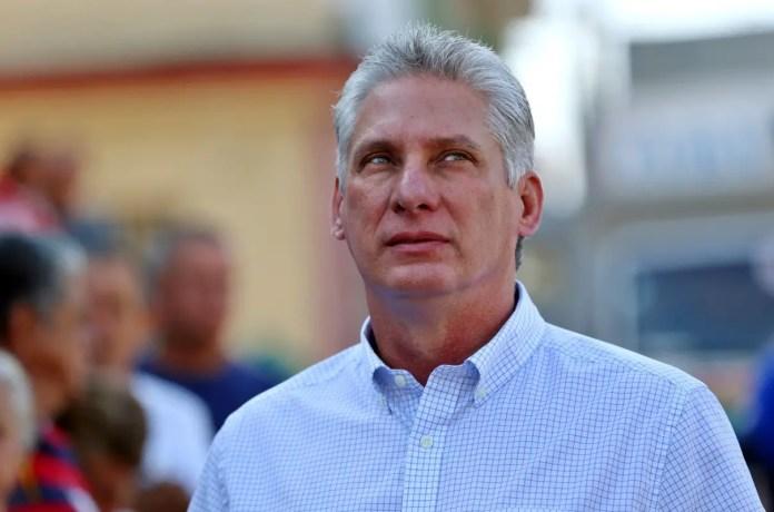 Cuba Miguel Díaz-Canel Venezuela military revolt