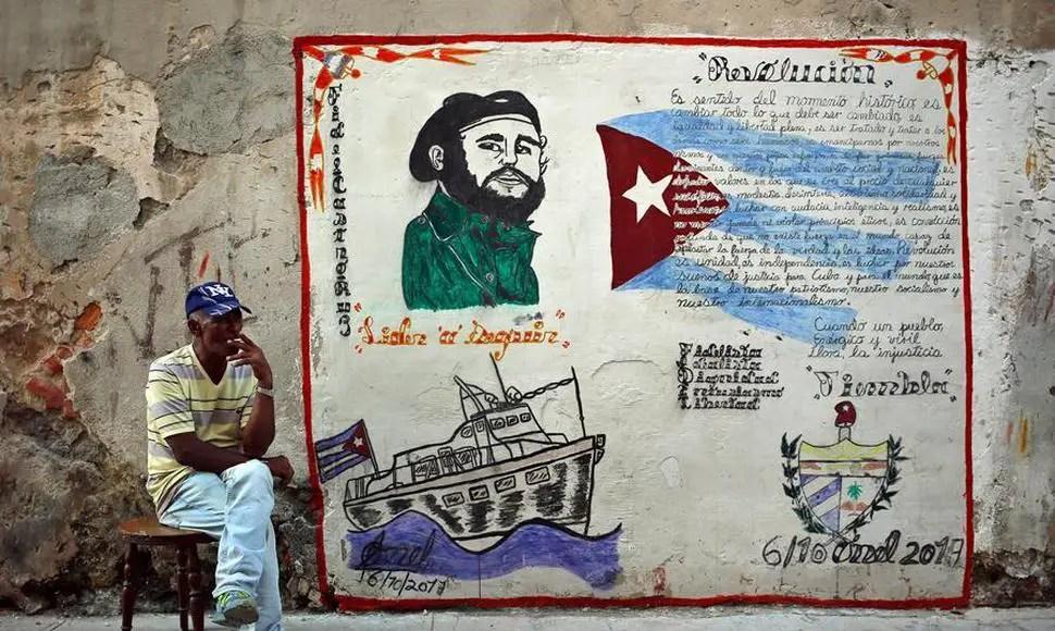 Cuba comunista comunismo revolucion fidel castro régimen