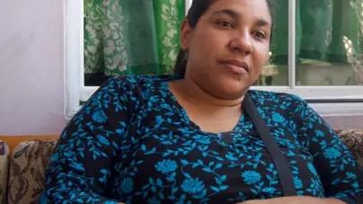 Alejandra Lares y su familia: una razón para que triunfe la oposición en Venezuela.
