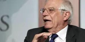 """Josep Borrell: """"Se han cometido errores en la delegación de la UE en Cuba"""""""
