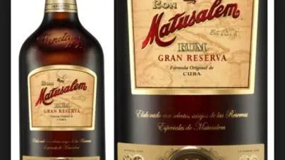 Descubren que el ron cubano Matusalem tiene su origen en España