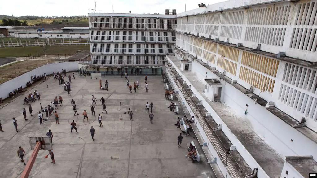 Cuba, Prisiones, COVID-19