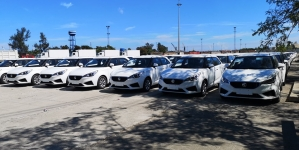 Transtur importa 700 MG para la renta de autos en Cuba