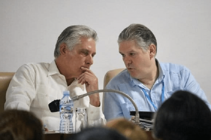 Díaz-Canel; Cuba; Economía; Reservas; Cuba, España, Deuda