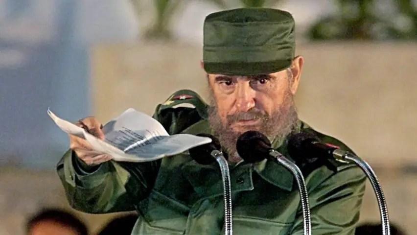 Fidel Castro; Cuba