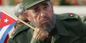 Fidel Castro: un elefante en una vidriera