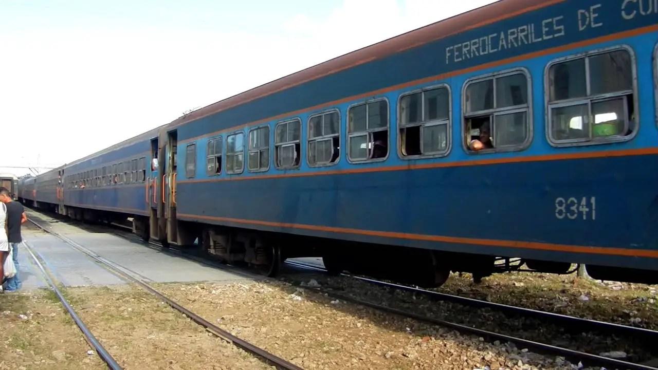 Cuba; Ferrocarril, Rusia