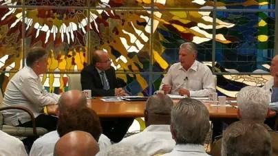 Díaz-Canel regresa a la Mesa Redonda para abordar crisis energética en Cuba