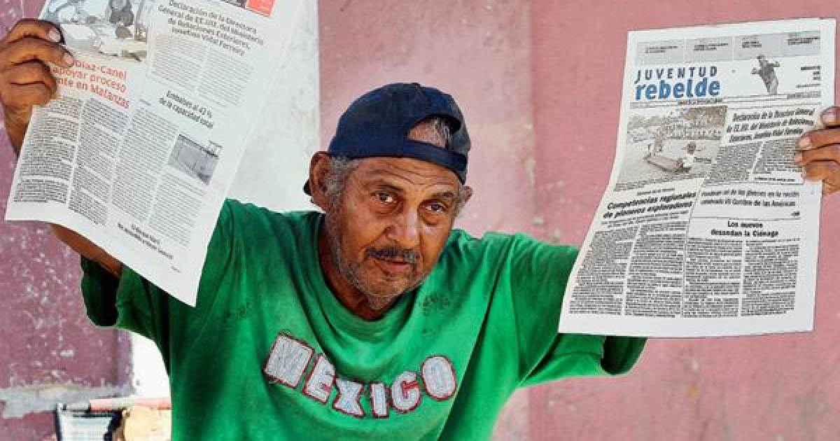Cuba; Censura; Libertad de prensa; Periodismo
