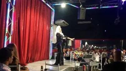 Sexo por dinero: una noche en Las Vegas