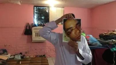 Niños cubanos en Ciudad Juárez: atacados en albergue de la red del estado