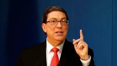 Bruno Rodríguez niega injerencia del régimen cubano en elecciones de EEUU
