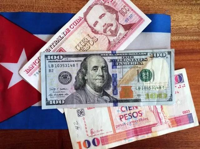 precios dualidad monetaria Cuba