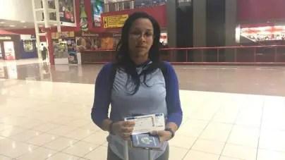 Régimen impide salida del país de activista Marthadela Tamayo