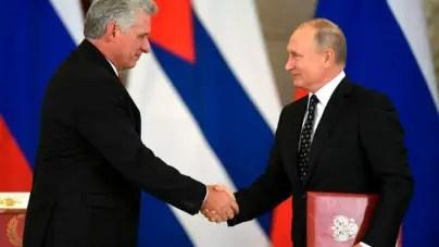 Gobierno cubano admite retrasos en cumplimiento de obligaciones con Rusia
