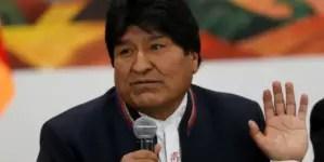 Evo Morales, el caudillo contrarrevolucionario
