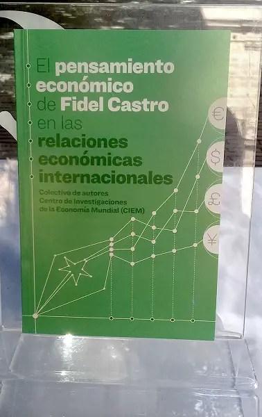 Fidel Castro economía