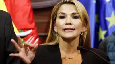 "Rusia reconoce a congresista a Jeanine Áñez como ""nueva líder"" de Bolivia"