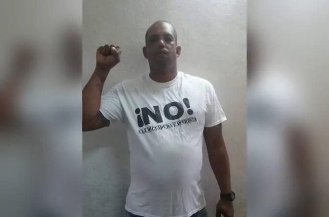 Golpean en la cárcel al preso político y de conciencia Mitzael Díaz Paseiro
