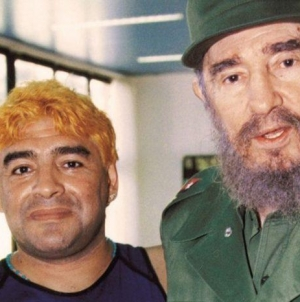 Maradona conservaba una casa en Cuba, regalo de Fidel Castro
