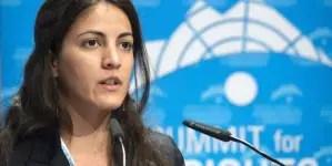 Rosa María Payá denuncia incremento de la represión en Cuba ante Foro 2000