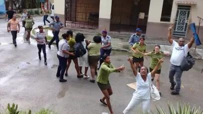 Denuncian ante la ONU a régimen cubano por violencia contra las mujeres