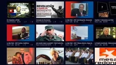 Picta se actualiza e incorpora a la Televisión Cubana en 'streaming'