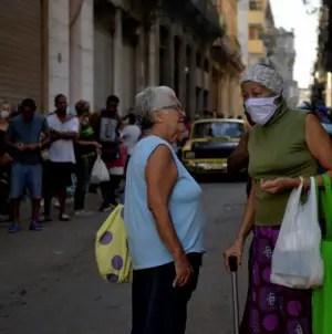Cuba y los cuentos de hadas para adultos mayores