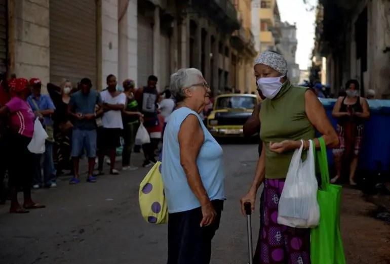 Cuba, Coronavirus, COVID-19 embargo