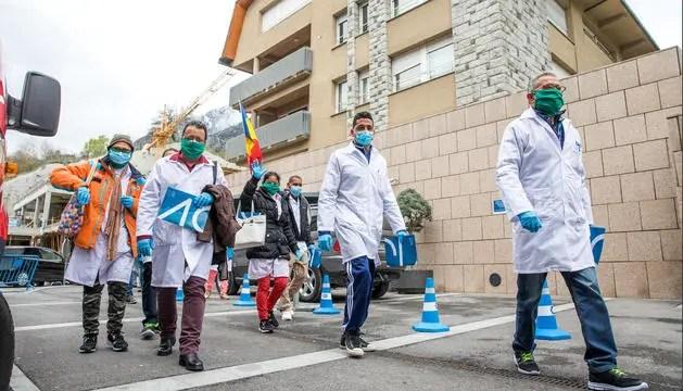 Personal de salud en Andorra no quiere volver a trabajar con médicos cubanos
