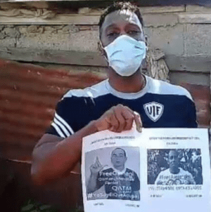 Condenan a seis años de prisión a Isaín López Luna, activista de UNPACU