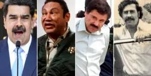 EE.UU. advierte a Maduro que puede terminar como Noriega y el Chapo Guzmán