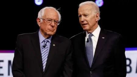 Sanders dice que aceptaría ser secretario de Trabajo si Biden se lo pide