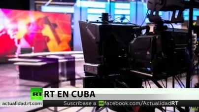 RT y Tele Rebelde, la apuesta del régimen para nuevos canales en HD