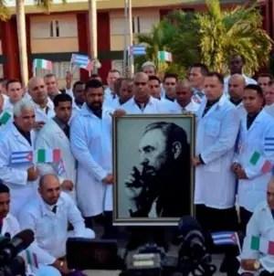 """""""Decisión tomada"""": Panamá contratará médicos cubanos para frenar pandemia"""