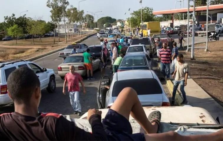Venezuela, Gasolina,