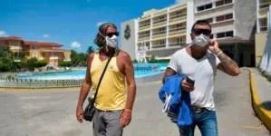 MINSAP hace pasar por residentes en Cuba a rusos con COVID-19