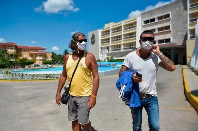 Colapso del turismo en Cuba: apenas 1 090 000 visitantes en 2020