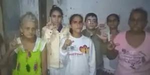 "Familia opositora cubana: ""Aquí nos van a matar hoy, por favor ayúdennos"""