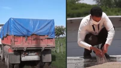 MININT impide desvío de 17 toneladas de maíz en Cienfuegos