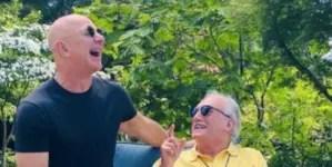 """Bezos presume de su papá cubano en el Día de los Padres: """"nunca miró atrás"""""""
