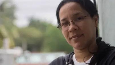 """Seguridad del Estado detiene a Marthadela Tamayo: """"Esto no es EE.UU."""""""