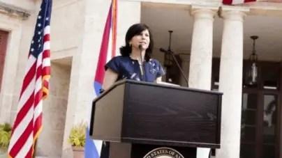 Mara Tekach: Cuba ahora es parte de mi vida