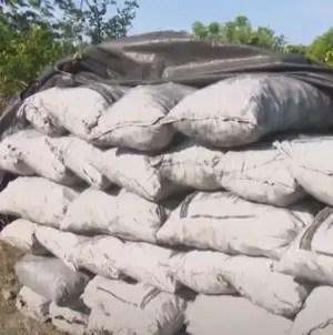 """Policía ocupa 44 000 libras de arroz en Las Tunas: """"Lo vendían de forma ilícita"""""""