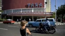 Cines de La Habana reabrirán con función única y límite de espectadores