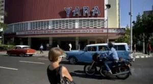 Cines, Cine Yara, Cuba festival cultura covid-19 coronavirus