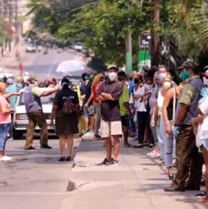 Cuba registra 122 nuevos casos de COVID-19, segunda cifra más alta en 2020