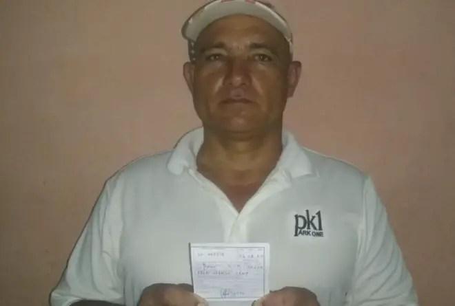 Policía política impide a opositor llegar a sede de la UNPACU