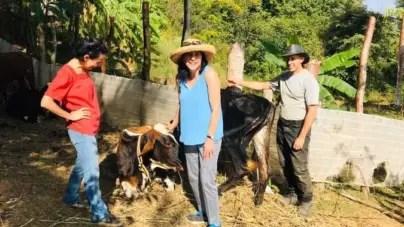Mara Tekach tendió puentes sobre bases honestas y se igualó al pueblo cubano