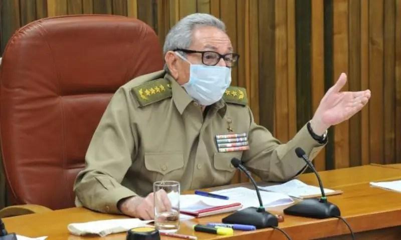 Raúl Castro, Cuba,